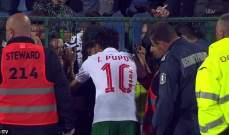 راشفورد يثني على خطوة قائد المنتخب البلغاري