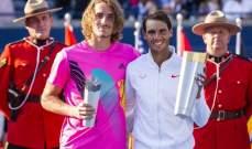 نادال يتابع سيطرته على صدارة التصنيف العالمي للاعبي التنس المحترفين