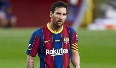 آمور: آمل أن يعتزل ميسي مع برشلونة والأمر بيده الآن