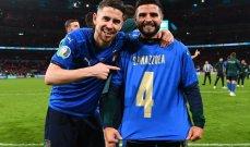 لفتة مميزة من انسيني بعد تأهل ايطاليا