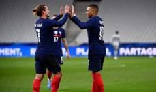 ارقام واحصاءات بعد مباراة فرنسا وكرواتيا