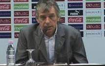مدرب الجزائر يقر يصعوبة المباراة رغم الفوز على جنوب أفريقيا