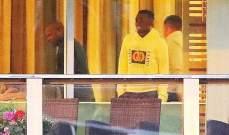 بيساكا يصل الى مانشستر قبل التوقيع لليونايتد
