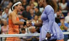 سيرينا ويليامز الى نهائي بطولة اميركا المفتوحة لمواجهة اوساكا