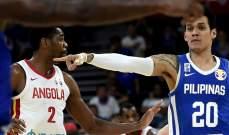مونديال السلة 2019: سقوط ممثلي إفريقيا وآسيا عند الحاجز الأول