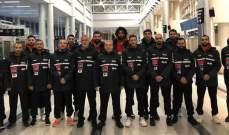 لبنان يتألق امام سوريا محققاً الانتصار الثاني المتتالي في بطولة الملك عبدالله