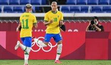 أولمبياد طوكيو 2020: البرازيل تهزم ألمانيا برباعيّة مستحقّة