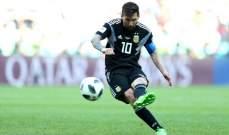 كريسبو : ميسي لا يحتاج للفوز بكأس العالم