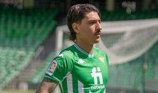 بيليرين: تركت أرسنال لأفوز بألقاب مع ريال بيتيس