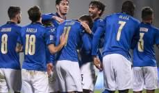 تصنيف الفيفا: إيطاليا تعود إلى العشرة الأوائل ولبنان في المركز الـ92