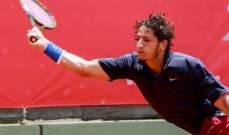 إيقاف لاعب كرة مضرب من بيرو لمدّة عامين