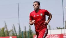 حمد الله ينفي تلقيه دعوة من مدرب المغرب للانضمام الى المنتخب