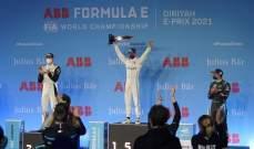 دي فريز يفتتح الموسم السابع من فورمولا إي بفوز في السعودية