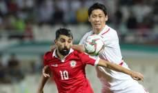 تشكيلة منتخب لبنان التي سيواجه فيها نظيره الكوري