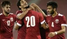 الاولمبي القطري يواجه اوزبكستان وكندا