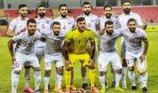 بطولة غرب اسيا: سوريا تكتفي بالتعادل امام اليمن