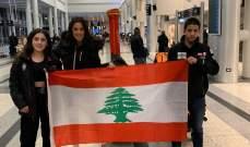 بعثة لبنان في تزلج العمق تشارك  في مخيم تدريبي بايطاليا