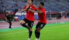 لاعب مصري يقلد صلاح في أولمبياد طوكيو 2020