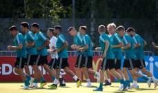 الخسارة امام المكسيك تدفع المانيا لالغاء التدريبات