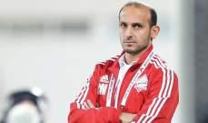 مدرب الشارقة يطالب لاعبيه بالتركيز امام الوصل
