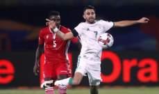 رياض محرز يغيب عن مباراة الجزائر امام بوتسوانا