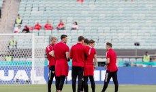 يورو 2020: تشكيلة مباراة ويلز وتركيا