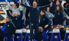 ساري أول مدرب إيطالي يصل إلى نهائي الدوري الأوروبي