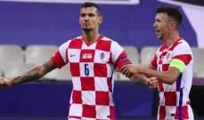 ردود فعل بيريسيتش وبريكالو على الخسارة امام فرنسا