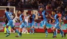 الدوري التركي: طرابزون المتصدر ينتصر وفوز متأخر لفنربخشة