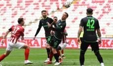 الدوري التركي: سيفاس سبور يتخطى قونيا بثلاثية