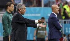 سانتوس: كريستيانو وحده لا يمكنه الفوز بمباراة