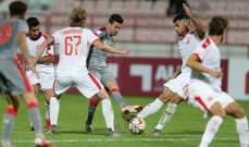 العربي يُطيح بالدحيل خارج كأس نجوم قطر