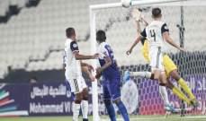 كأس محمد السادس: الجزيرة الاماراتي الى الدور المقبل على حساب النصر العماني