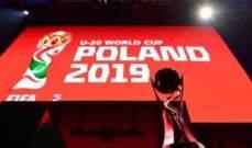 مونديال الشباب : فوز مستحق للسنغال على كولومبيا وانتصار مهم لايطاليا