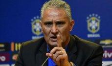 الرئيس البرازيلي: لا علاقة لي بما يخص اللاعبين أو المدربين