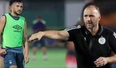 بلماضي ينوي اعادة بلايلي إلى صفوف المنتخب الجزائري