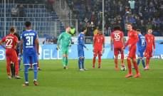 الاتحاد الالماني يحقق في تصرفات جماهير الفريق البافاري