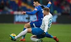 الدوري الروسي: تعادل سيسكا موسكو أمام سوتشي