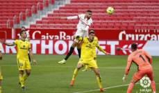 الليغا: اشبيلية يصبح ثالثاً امام برشلونة بثلاثية في مرمى قاديش