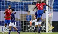 الكأس الذهبية 2019: كوستاريكا وهايتي أول المتأهلين إلى ربع النهائي
