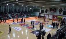 خاص: بيروت الأكثر تسجيلا في المرحلة الثانية عشر من الدوري اللبناني لكرة السلة