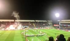 الدوري البلجيكي : انتفيرب يتابع تألقه بفوز جديد على اوستيند