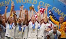 الحكم في دعوى لاعبات كرة القدم الأميركيات ضد اتحادهن في أيار 2020