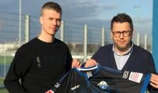 رسمياً: بادربورن يدعم صفوفه بصفقة جديدة