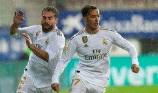منافس جديد لكارفخال في ريال مدريد