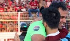 عباس حسن أفضل لاعب في الجولة الـ15
