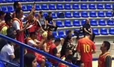خاص : الجماهير الصينية تتحضر لمواجهة لبنان من ارض الملعب