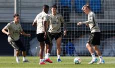 ريال مدريد يكثف تحضيراته إستعداداً لعودة الليغا