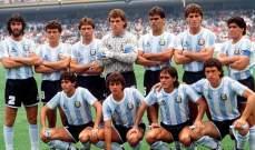 باتيستوتا يتذكر إنجاز الأرجنتين عام 1986