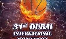 بطولة دبي الدولية: الوثبة يفوز امام فريق الجامعة الاميركية بالامارات